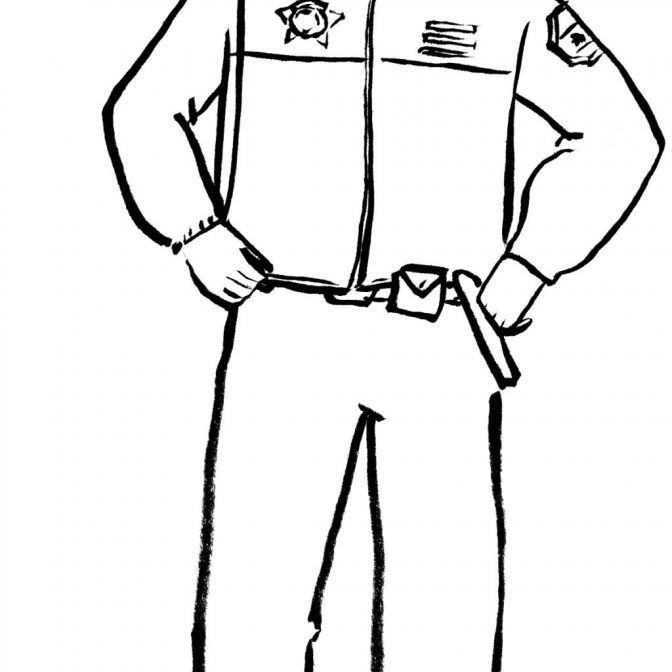 672x672 coloring pages excelent police officer coloring police officer