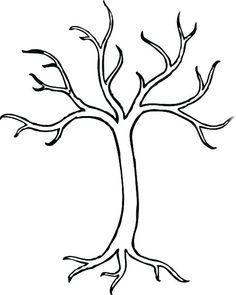 Pom Tree Drawing