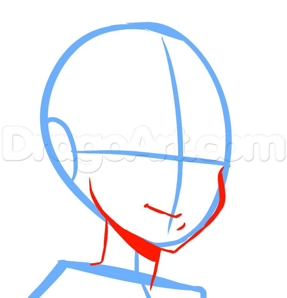 920x956 How To Draw Human Princess Luna, My Little Pony, Step