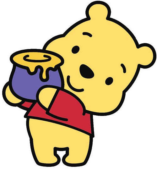 500x541 Fresh Winnie The Pooh Clipart Hand Drawing Pooh Is