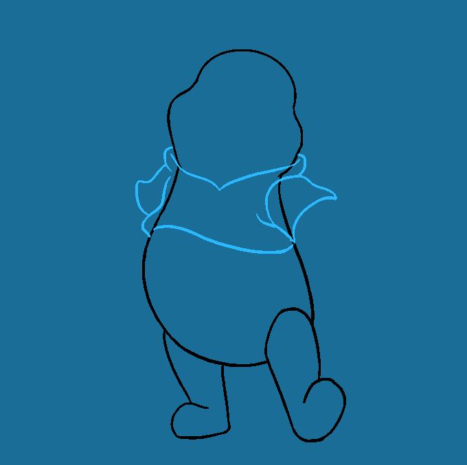 680x678 How To Draw Winnie The Pooh