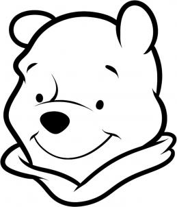 259x302 How To Draw How To Draw Winnie The Pooh Easy
