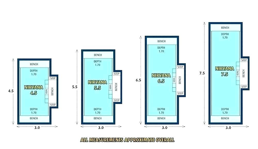 1000x579 narrow swimming pool dimensions