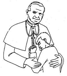 236x268 best pope john paul ii images catholic crafts, catholic kids