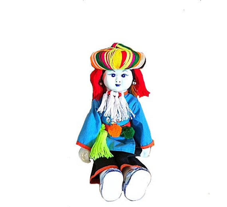 794x723 vintage delft doll abc worldwide handcrafted japanese doll etsy