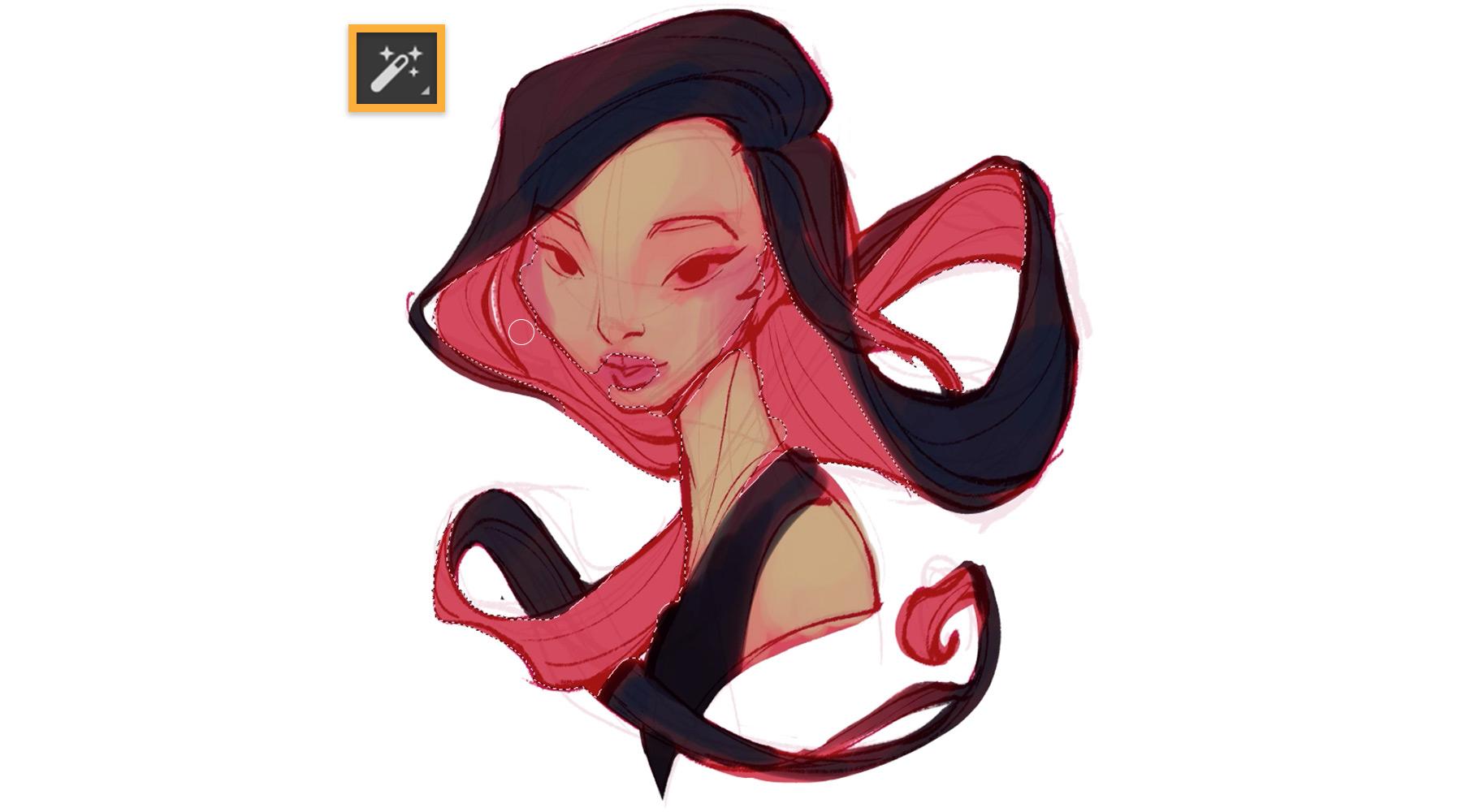 Portrait Drawing App   Free download best Portrait Drawing