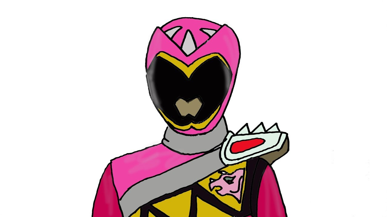 1280x720 How To Draw Pink Ranger