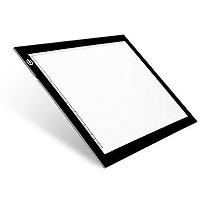 425x425 Nxentc Tracing Light Pad, Ultra Thin Tracing Light