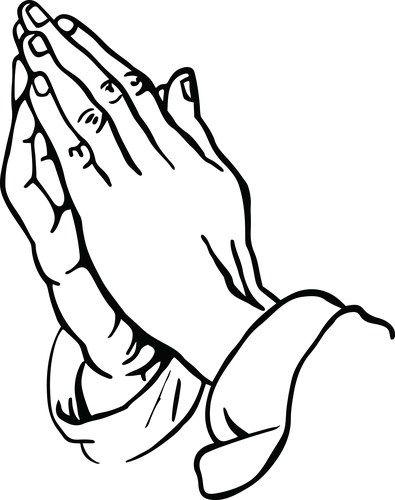 395x500 Power Up Your Prayers Bible Praying Hands, Praying Hands