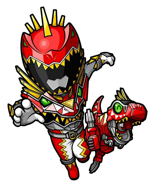 661x800 Power Rangers Dino Charge Clipart