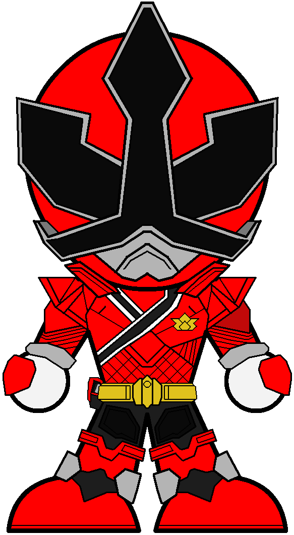 583x1061 How To Draw Red Ranger