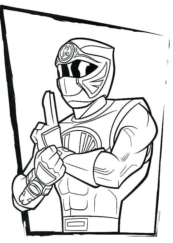 554x781 Power Ranger Coloring Kids Drawing Of Rangers