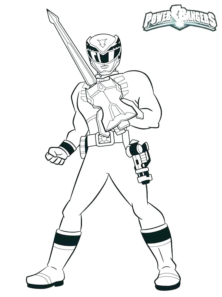 750x1000 Power Rangers Mask Coloring Pages Ranger How To Draw