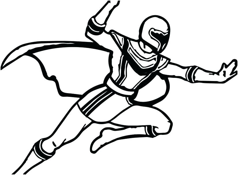 827x609 Power Ranger Coloring Pages Kids Drawing Of Power Rangers Coloring