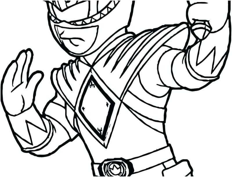 827x609 Power Ranger Jungle Fury Coloring Pages Colouring Pages For Kids