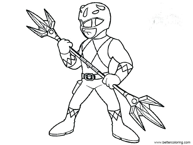 811x609 Power Ranger Jungle Fury Coloring Pages Free Rangers Samurai