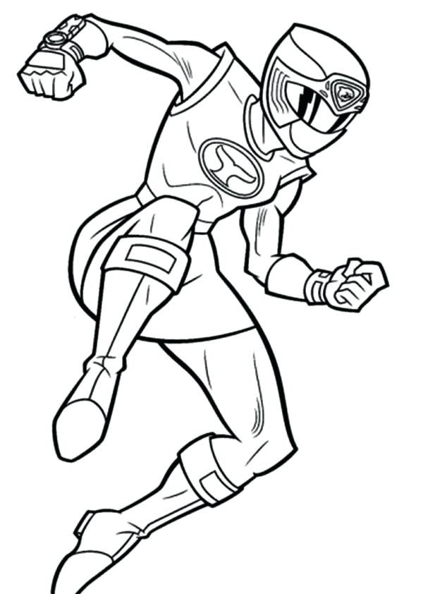 600x842 Power Rangers Coloring Pages Power Ranger Coloring Pages Printable
