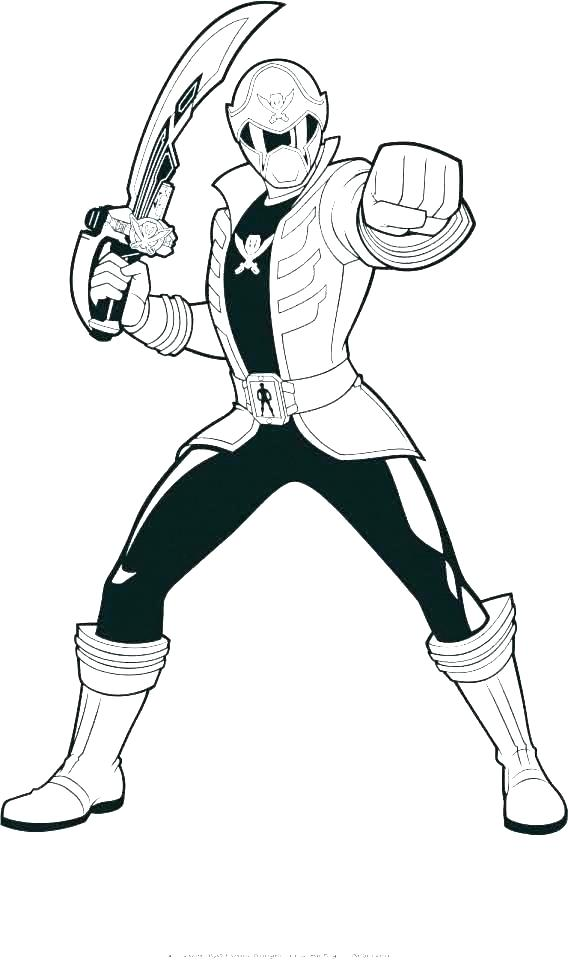 568x960 Power Rangers Coloring Pages Printable Power Rangers Coloring