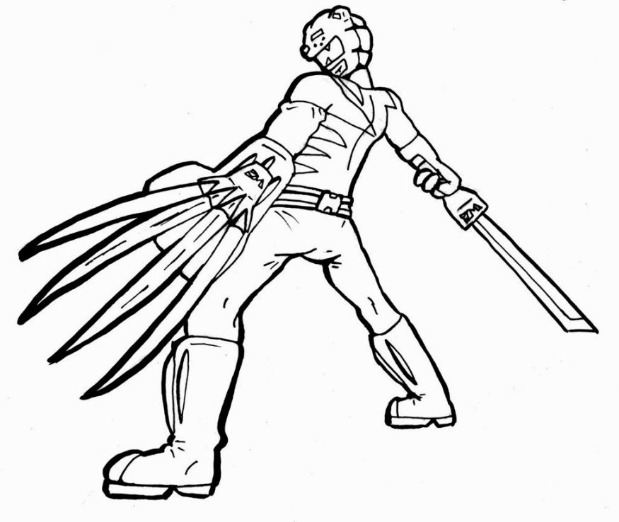 875x738 Power Rangers Jungle Fury Coloring Pages Coloring Pages Power