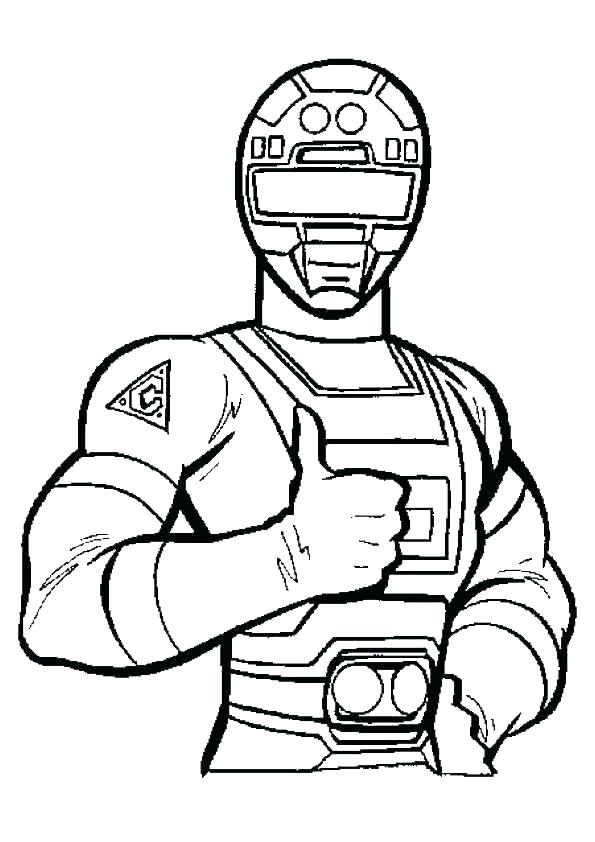 595x842 power ranger printable coloring pages power rangers printable