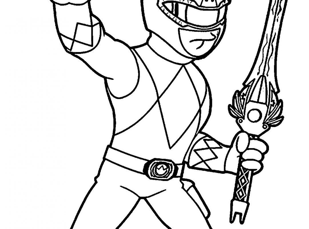 1080x800 Power Rangers Coloring Pages Online Games Printable Book Dino