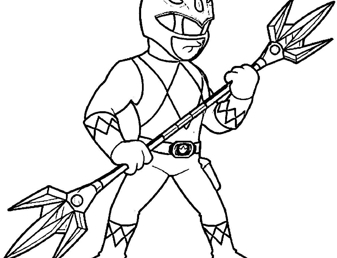 1175x900 Power Rangers Dino Thunder Printable Coloring Pages Movie To Print