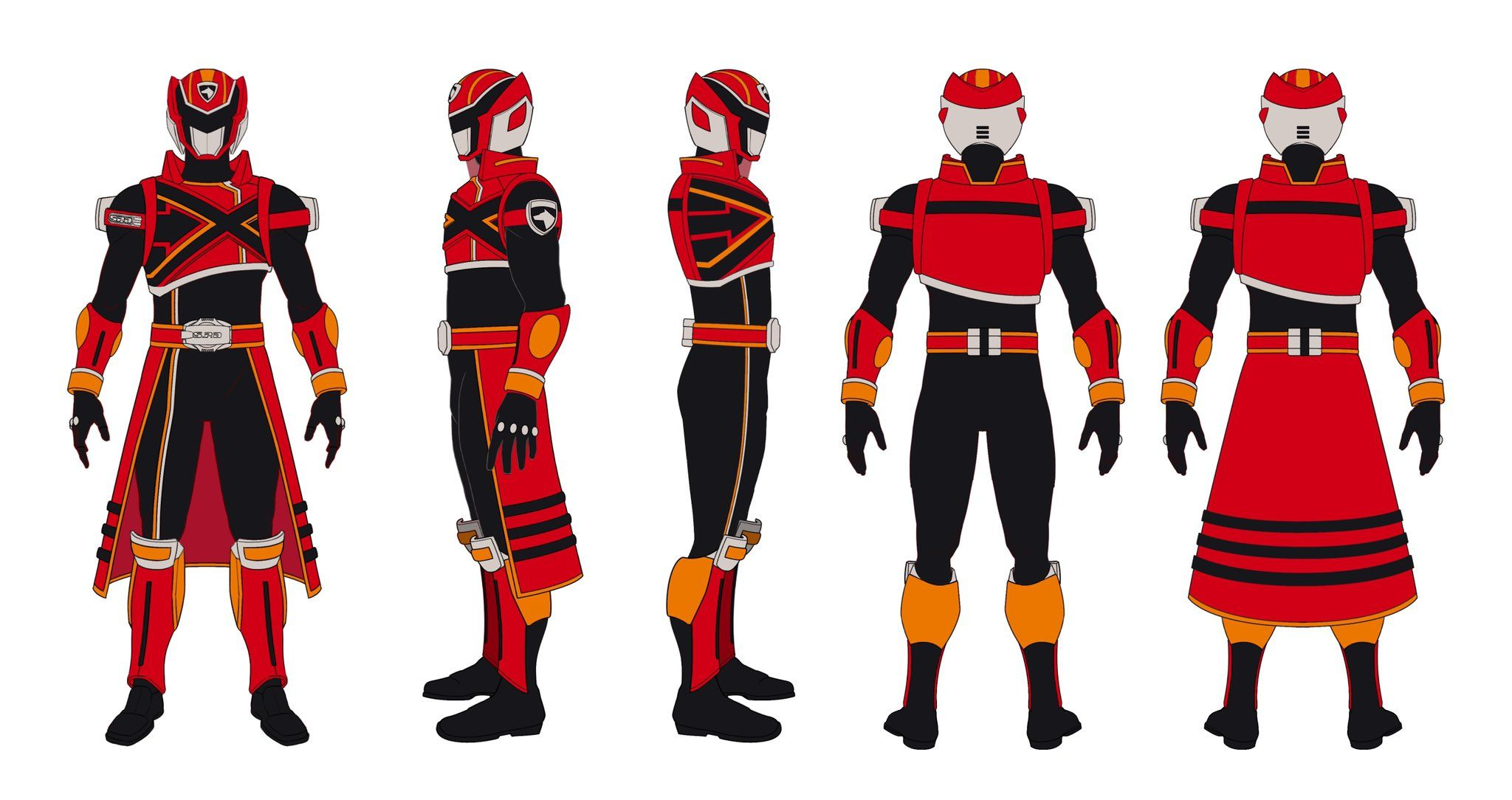 2048x1084 Deka Ranger Super Sentaipr New Power Rangers, Power Rangers