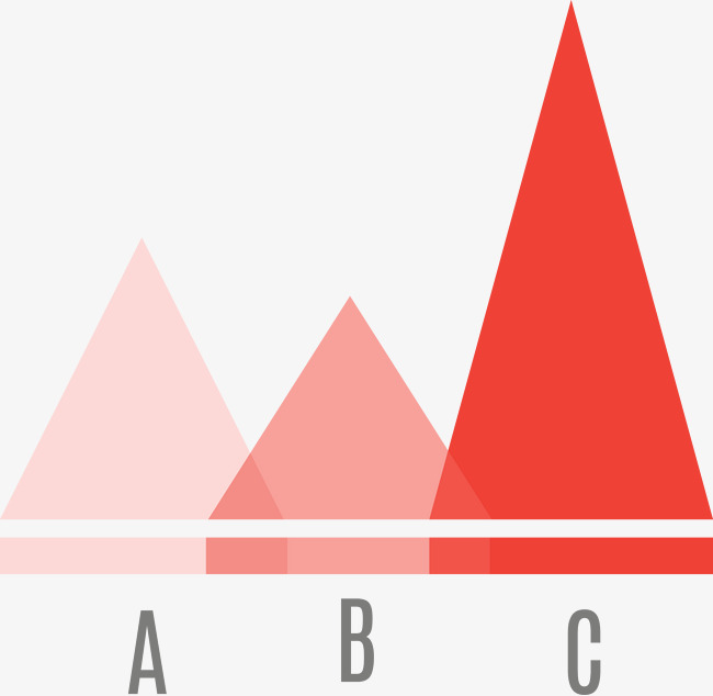 650x634 ppt scale drawing red triangle, red, triangle, scale drawing png