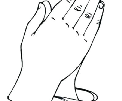 Praying Hands Drawing Step By Step | Free download best ...