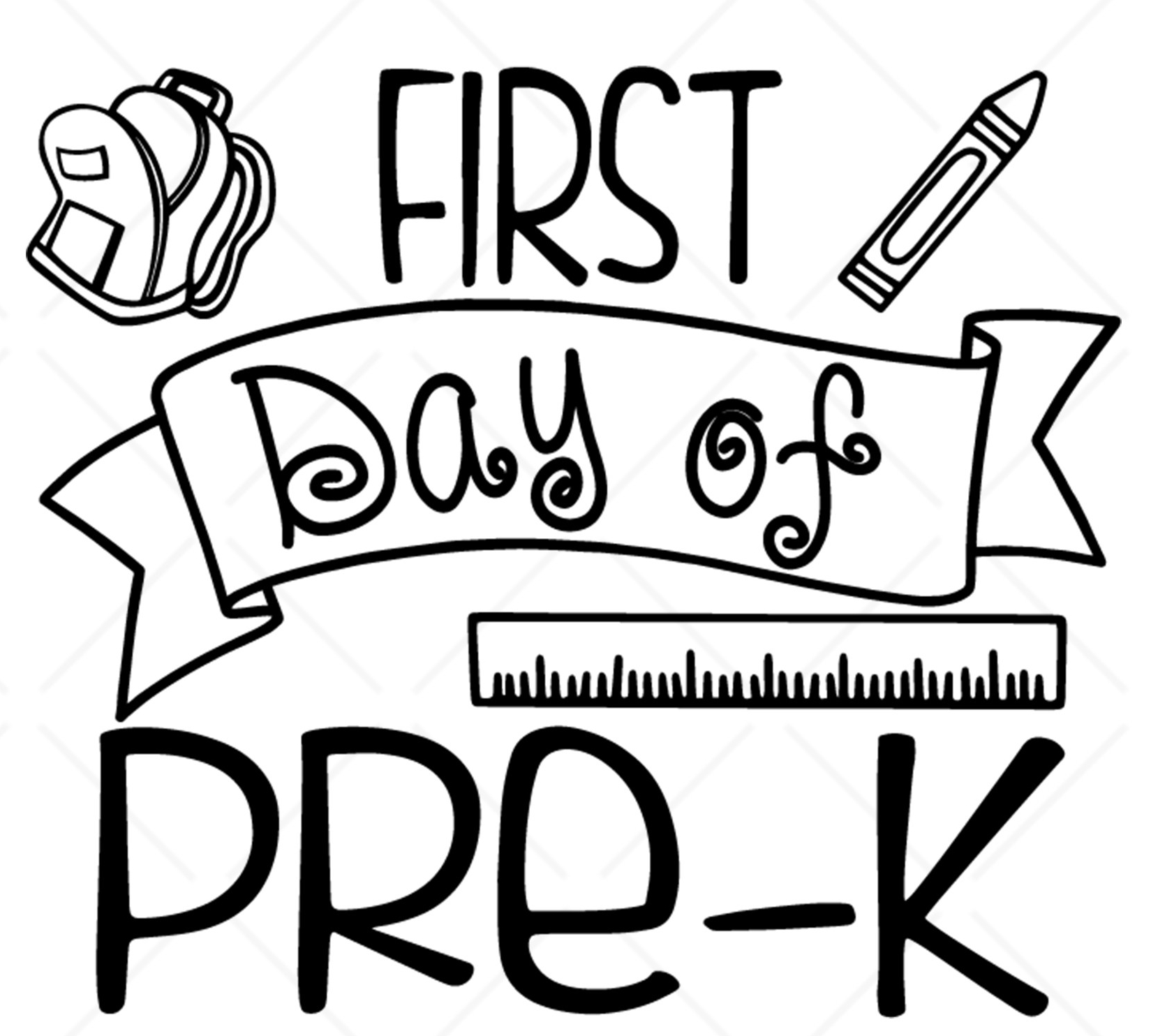 1649x1484 Mommy's First Day Of Pre K Anxiety Mental Mommy