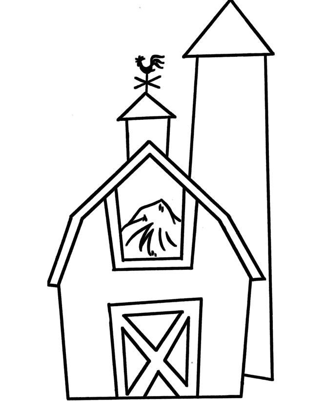 670x820 Pre K Coloring Pages Barn Preschool Free Printable Coloring