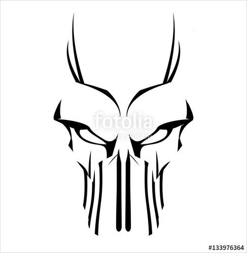 487x500 virus virus computer demon phantom alien predator artwork