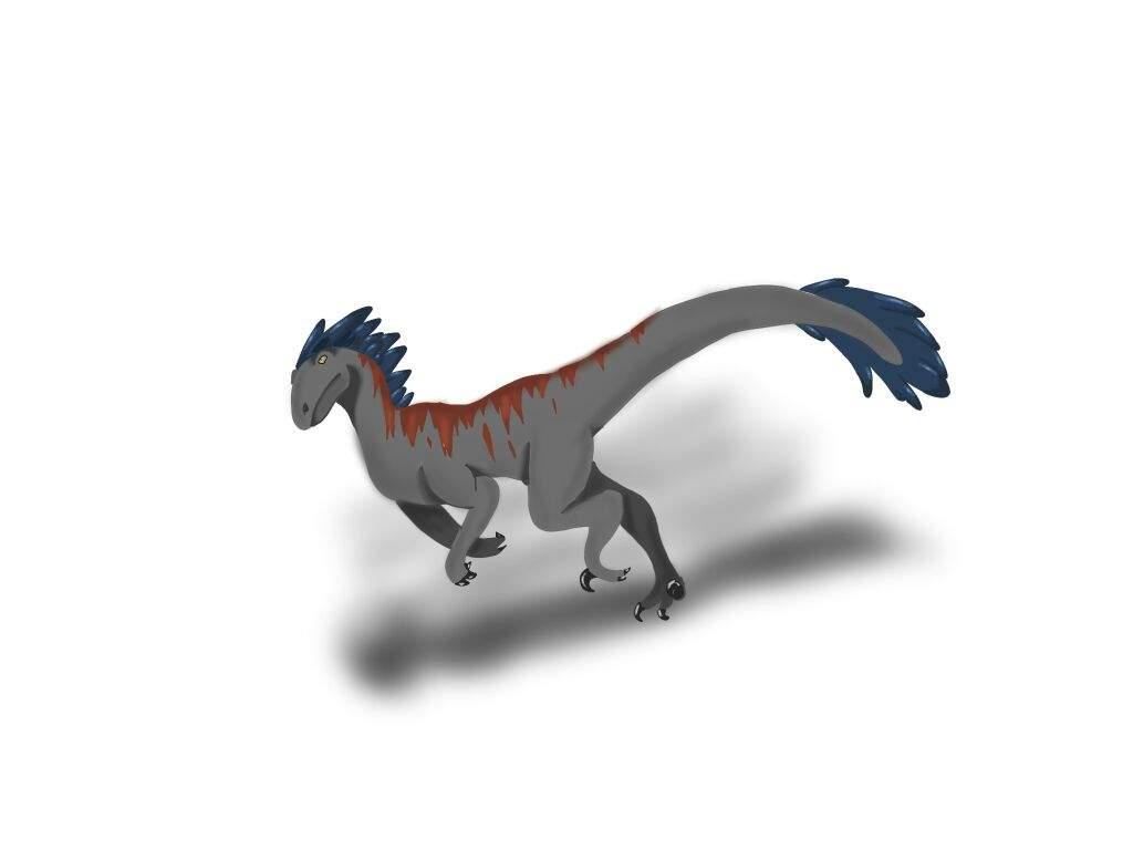 1024x768 Drawings For Bullet The Raptor Prehistoric Amino