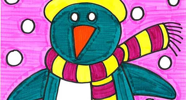 600x323 Young Preschoolkindergarten Drawing