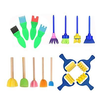 425x425 Intvn Roller Sponge Brushes
