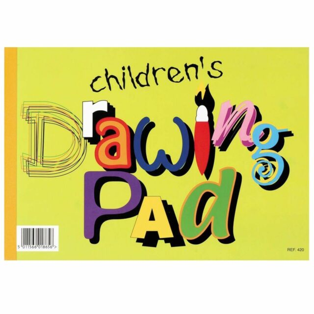 640x640 Silvine Childrens Drawing Pad Size Sheet For Sale Online Ebay