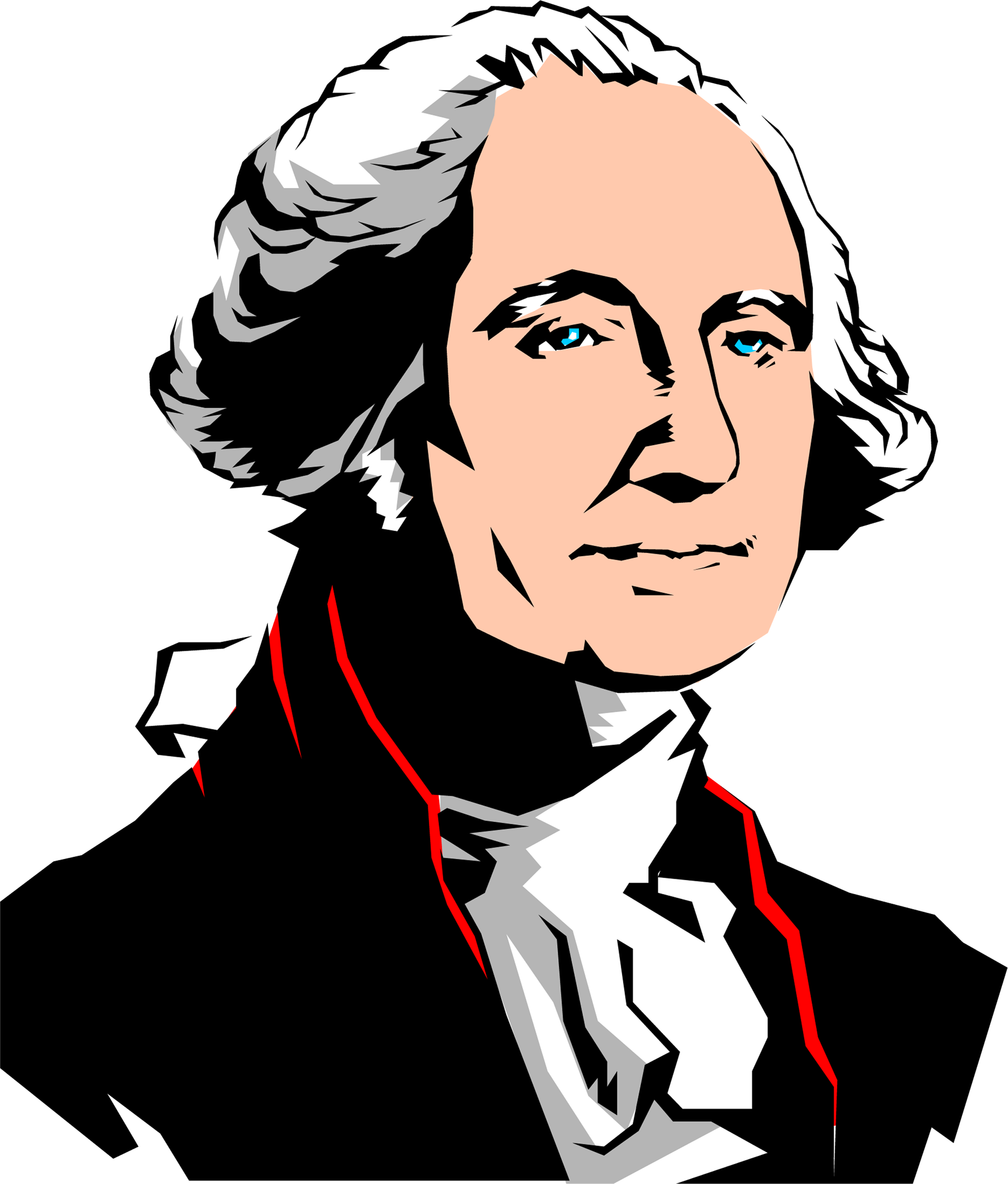 2043x2400 Good Cliparts For Free Download President Clipart Governor