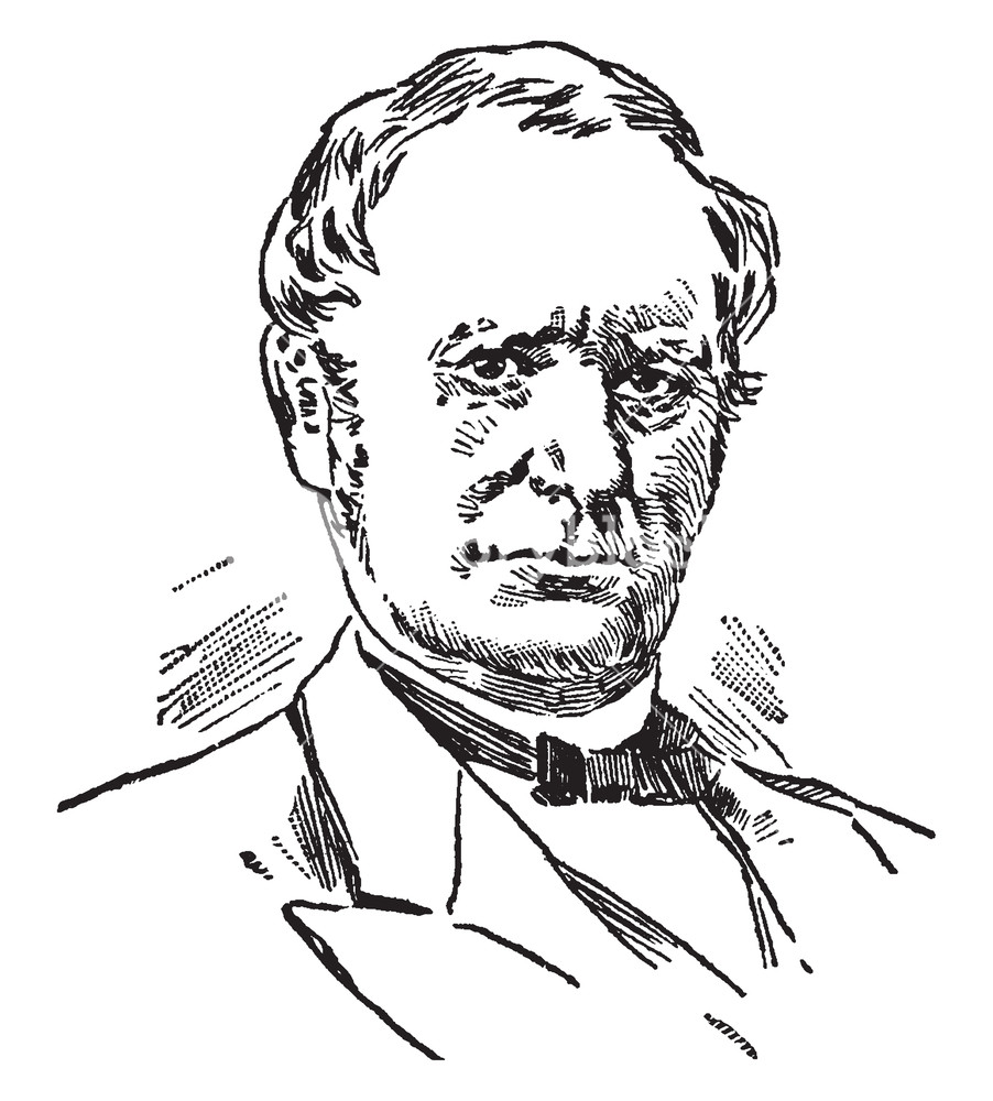 902x1000 Thomas Andrews Hendricks, He Was An American Politician