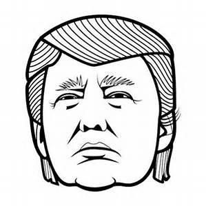 299x299 Trump President Wall Sticker Decal For Republican
