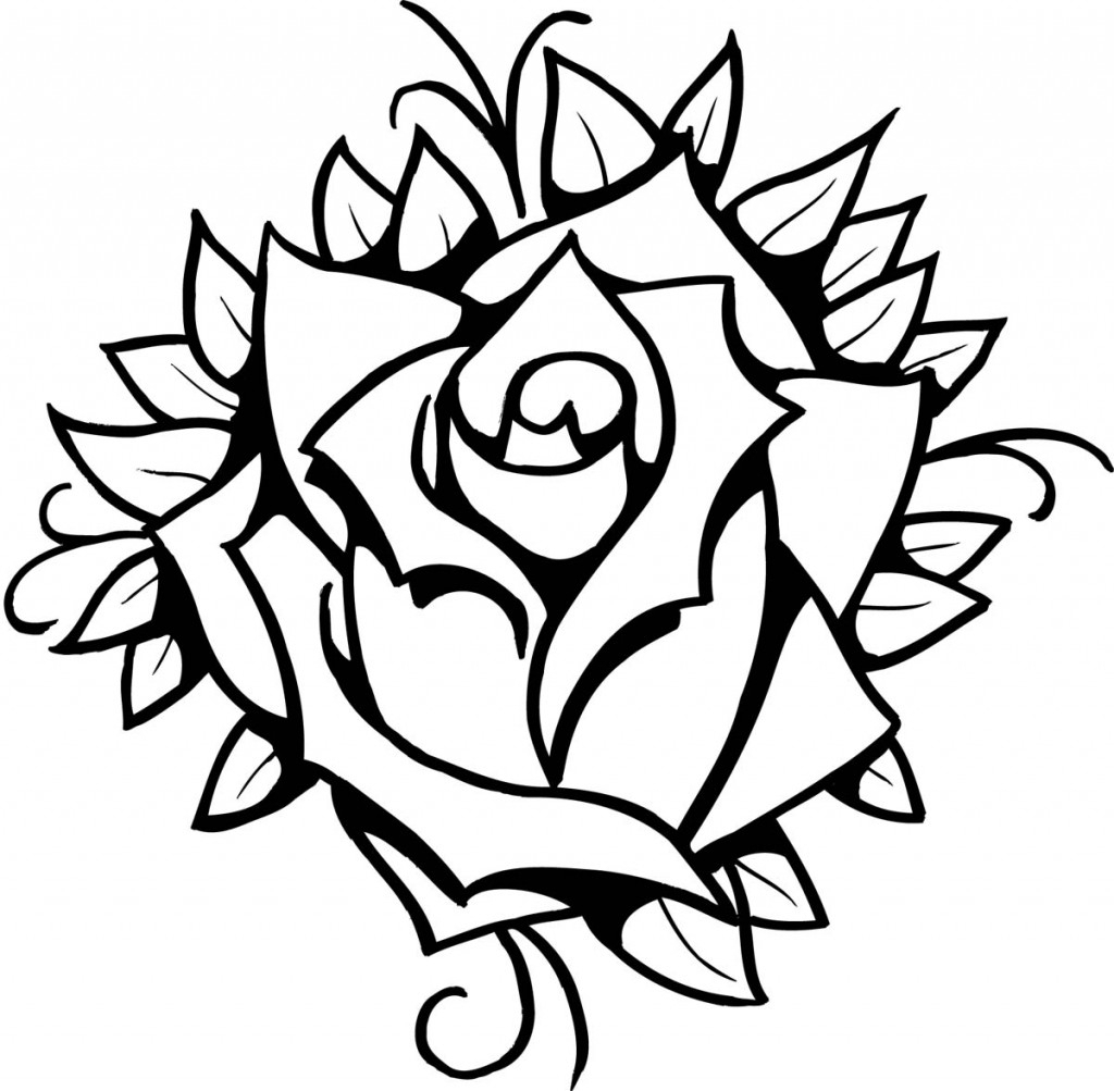1024x1003 pictures of pretty flowers to draw pretty flowers drawing