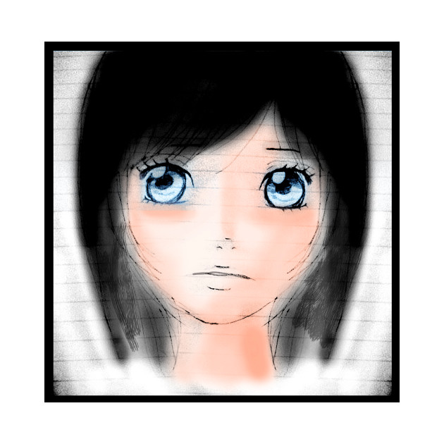 630x630 Girl Face Draw