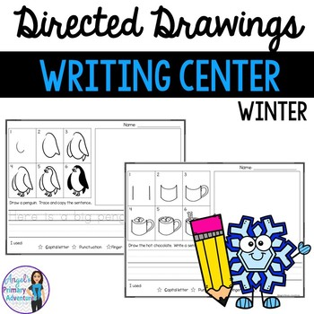 350x350 Directed Drawing Winter Writing Center