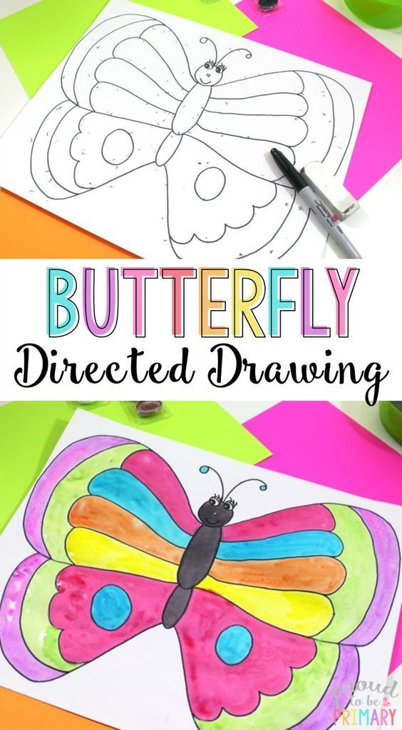 564x1022 How To Draw A Butterfly Kid Friendly Steps Draws Like