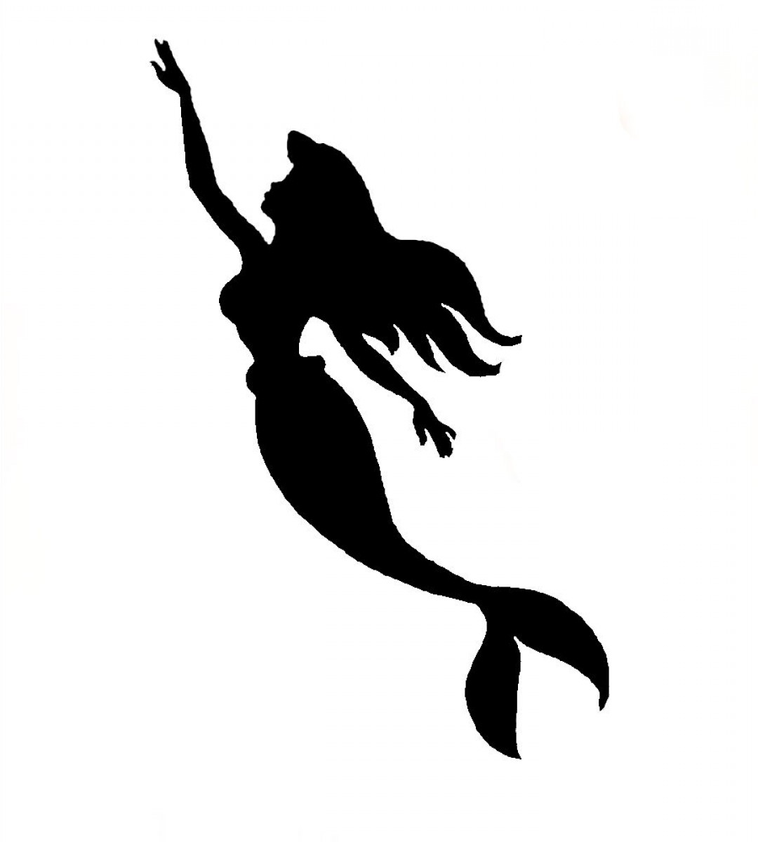 Princess Ariel Drawing