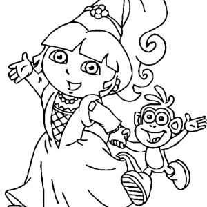 300x300 barbie head coloring pages inspirationa barbie head coloring pages