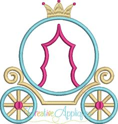 236x248 cinderella carriage outline princess carriage drawing