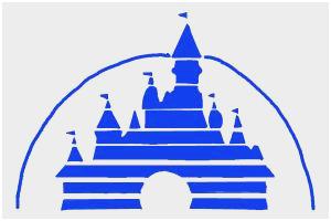 300x200 disney castle drawing best of drawn castle princess castle pencil