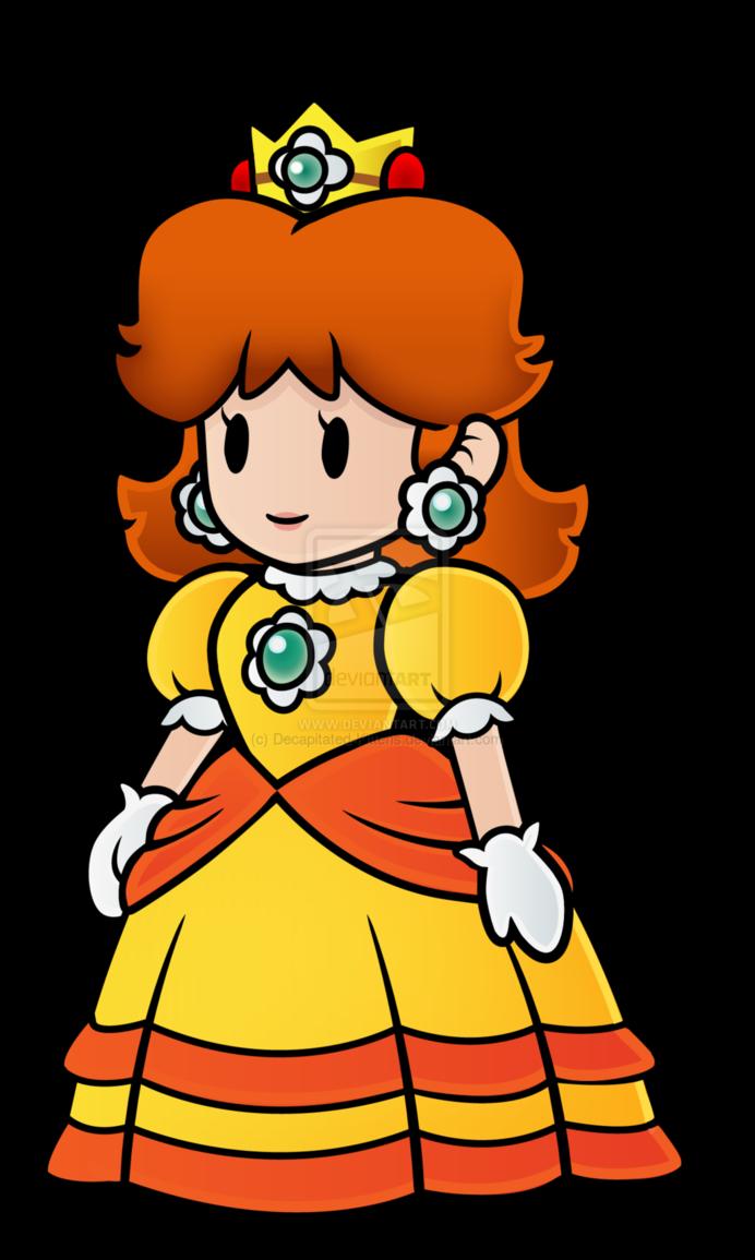 692x1155 Paper Daisy