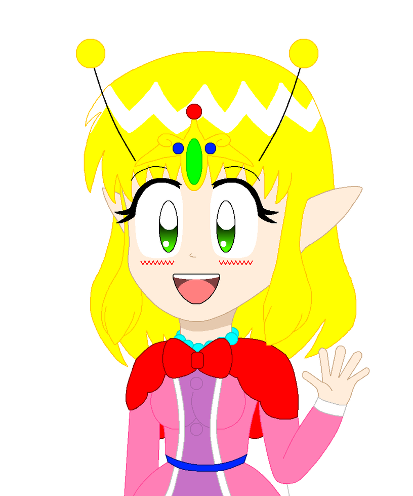816x979 A Cute Drawing Of Princess Luxcie