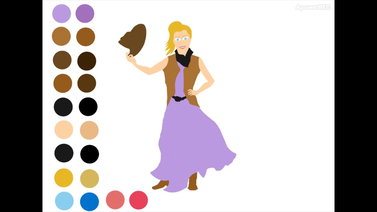 1280x720 Princess Drawing Images